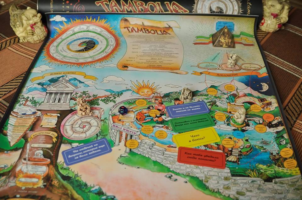 Карта Тамболия